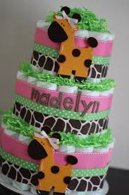 the 25 best safari diaper cakes ideas on pinterest diaper