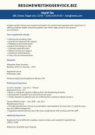 Professional Nursing Resume Examples by 28 Experienced Nursing Resume Samples 6 Experienced Nursing