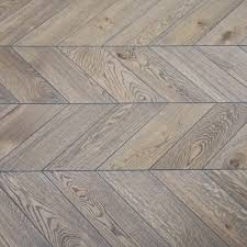 Real Wood Or Laminate Flooring Brushed Grey Chevron Oak Solid Wood Flooring Direct Wood Flooring