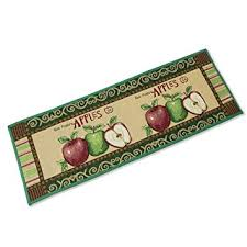 Apple Kitchen Rugs Apple Pattern Kitchen Rugs Non Slip Kitchen