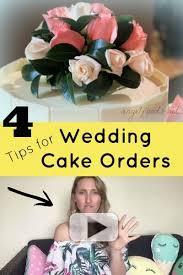 Wedding Cake Order 4 Tips To Get Wedding Cake Orders Angel Foods