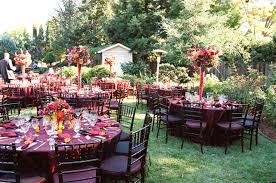 fall backyard wedding ideas good looking home design