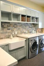 laundry room cabinets home depot unbelievable laundry room cabinets white shaker home depot painting