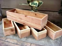 diy planter box diy wood planter boxes sorrentos bistro home