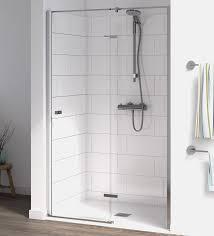 Plastic Pivot Hinge For Shower Door by 1200mm Door Hinges U0026 Merlyn Series 9 Hinge U0026 Inline Shower