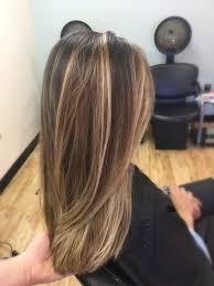 platinum hairstyles with some brown best 25 brown hair blonde highlights ideas on pinterest blonde