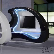 Tv Wall Furniture by Cloud Tv Wall Unit White J U0026m Furniture Metropolitandecor