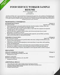 food runner resume download food runner resume