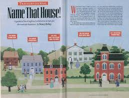 Home Architecture Styles New England Architecture Guide To House Styles In New England