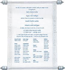 Spanish Wedding Invitation Wording Spanish Wedding Invitation Wording Ideas Wedding Invitation