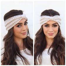 winter headbands knit headbands winter fashion accessories fierce