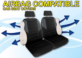 Car Seat Covers Melbourne Cheap Airbag Compatible Car Seat Covers