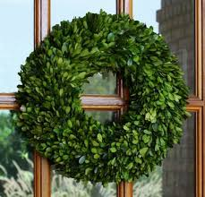 preserved boxwood wreath preserved boxwood wreath 16 mills floral company