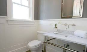 wainscoting bathroom ideas pictures white wainscoting interior bathroom design wainscoting interior