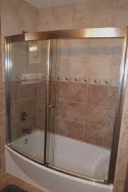Standard Shower Doors American Standard Ovation 60 In X 58 In Framed Bypass Tub Shower