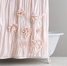 Baby Bathroom Shower Curtains by Shower Curtains U0026 Bath Rugs Rh Baby U0026 Child