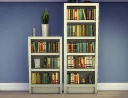 mod the sims single tile u201cintellect u201d bookcases