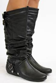 womens leather boots size 11 wide womens flat knee high wide calf leg boots size 7 calf leg
