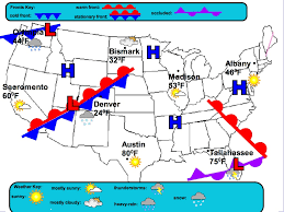us weather map cold fronts weather forecasting henrico 21