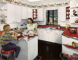 Retro Kitchen Design by Retro Kitchen Ideas With Inspiration Design 60745 Fujizaki
