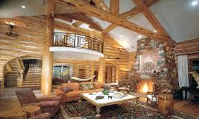 log cabin homes interior luxuriant cowboy log cabin living room interior log cabin homes