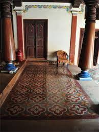 Beautiful Indian Homes Interiors Athangudi Tiles Crafts Of India Chettinad House Design