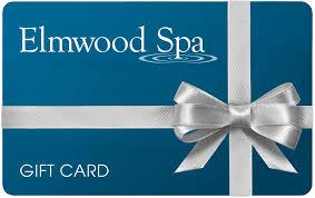 spa gift cards gift card dollar value elmwood spa