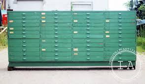 blueprint flat file cabinet vintage industrial 48 drawer flat file print cabinet map blueprint