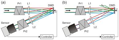 Monochromatic Light Sensors Free Full Text Automatic Suppression Of Intense