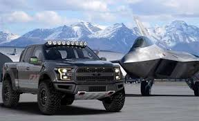 ford raptor baton ford donates awesome f 22 raptor truck to eaa for auction geeky