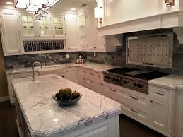 kitchen sink and faucet ideas white marble kitchen countertop
