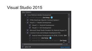 developing cross platform applications with visual studio ppt download