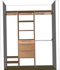 Wood Closet Shelving by Closet Organizers With Drawers Pilotproject Org