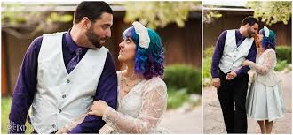 tamar and bruno u0027s teal and purple house on the hill wedding austin tx