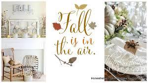 autumn decor delicate fall decor ideas for the upcoming autumn homesthetics