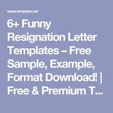 the 25 best funny resignation letter ideas on pinterest