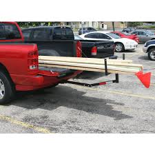 Ford F150 Truck Ramps - hitchrack hitch mounted truck bed extender discount ramps pick up