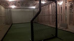baseball cage in basement best basement design 2017