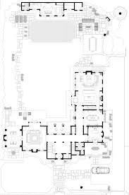 Floor Plan Of A Mansion by 12 Best Spanish Mansion Plans 3rd Version By Zoltan Seres Images