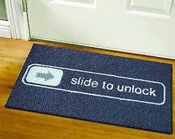Fun Doormat Why You Should Scan Your Feet On Doormats The Social Rush द