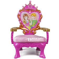 luxury flannelet princess chair childrens kids toys furniture