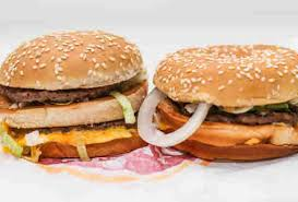 big mac vs big king which is burger is better mcdonald s big