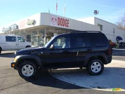 2007 jeep liberty sport 4x4 in black clearcoat 601967 jax