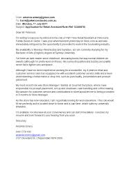 leading professional sales associate cover letter examples