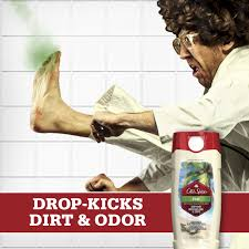 old spice fresher fiji scent body wash for men 32 oz walmart com