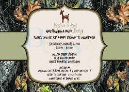 camo baby shower invitations marialonghi com