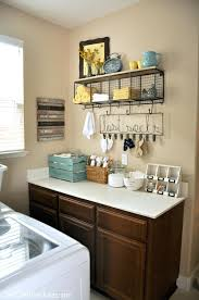 How To Decorate Laundry Room Decorating A Laundry Room Travelandwork Info