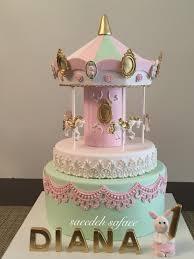 carousel cake topper carousel cake fondant cake carousel cake carousel