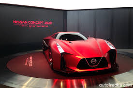 nissan supercar concept tms 2015 nissan concept 2020 vision gran turismo could preview