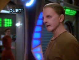 Seeking Season 1 Review Addicted To Trek Episode Review Duet Space Nine